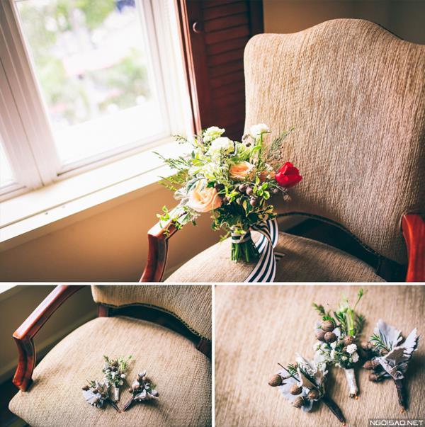 Những shot ảnh lưu giữ từng chi tiết nhỏ mà đáng yêu của ngày cưới (01) tại Cưới hỏi trọn gói 365