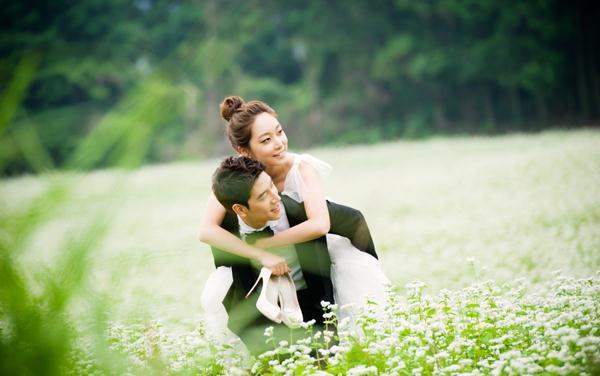 Uyên ương chụp ảnh cưới lãng mạn ở đảo Jeju (06) tại Cưới hỏi trọn gói 365