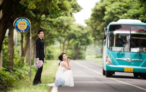 Uyên ương chụp ảnh cưới lãng mạn ở đảo Jeju (07) tại Cưới hỏi trọn gói 365
