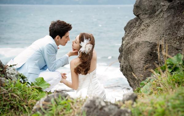 Uyên ương chụp ảnh cưới lãng mạn ở đảo Jeju (09) tại Cưới hỏi trọn gói 365