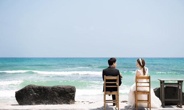 Uyên ương chụp ảnh cưới lãng mạn ở đảo Jeju (10) tại Cưới hỏi trọn gói 365