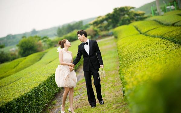 Uyên ương chụp ảnh cưới lãng mạn ở đảo Jeju (11) tại Cưới hỏi trọn gói 365