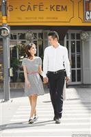 Cô dâu đẹp rạng rỡ trong bộ ảnh cưới ở Sài Gòn :
