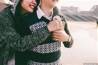 Uyên ương bên nhau tình cảm trong ảnh cưới ở Đà Lạ :