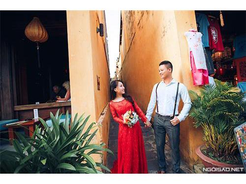 Hình ảnh đẹp Bộ ảnh cưới đẹp lung linh ở Hội An và Đà Nẵng