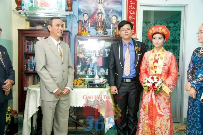dịch vụ cưới hỏi trọn gói - Cho thuê nhân sự làm người đại diện hai họ nhà trai, gái trong đám hỏi, lễ đínhNDD06