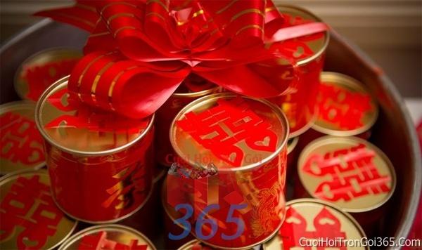 Mâm quả cưới hỏi trọn gói làm nghi lễ đính hôn, đám cưới rước dâu MQ02 : Mẫu cưới hỏi trọn gói 365 của công ty dịch vụ trang trí nhà tiệc cưới hỏi đẹp rẻ uy tín ở tại quận Tân Phú Sài Gòn TPHCM Gò Vấp