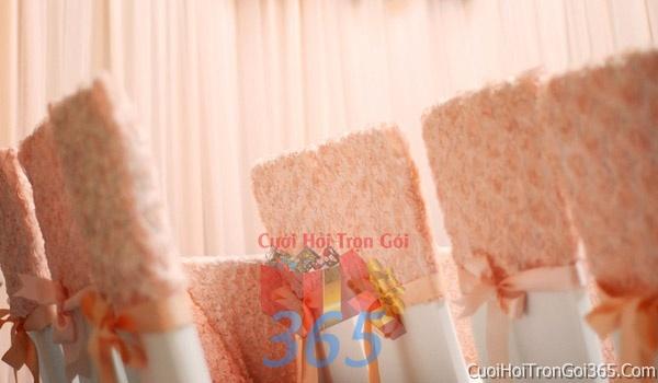 Trang trí nhà cưới hỏi tông màu hồng pastel cho ngày lễ đính hôn, ăn hỏi gia tiên, đám cưới TTNCH11 : Mẫu cưới hỏi trọn gói 365 của công ty dịch vụ trang trí nhà tiệc cưới hỏi đẹp rẻ uy tín ở tại quận Tân Phú Sài Gòn TPHCM Gò Vấp