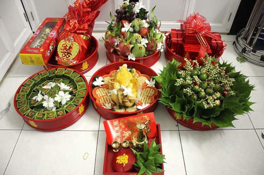Dịch vụ mâm quả ngày cưới trọn gói cung cấp khắp các quận MQ53 : Mẫu cưới hỏi trọn gói 365 của công ty dịch vụ trang trí nhà tiệc cưới hỏi đẹp rẻ uy tín ở tại quận Tân Phú Sài Gòn TPHCM Gò Vấp