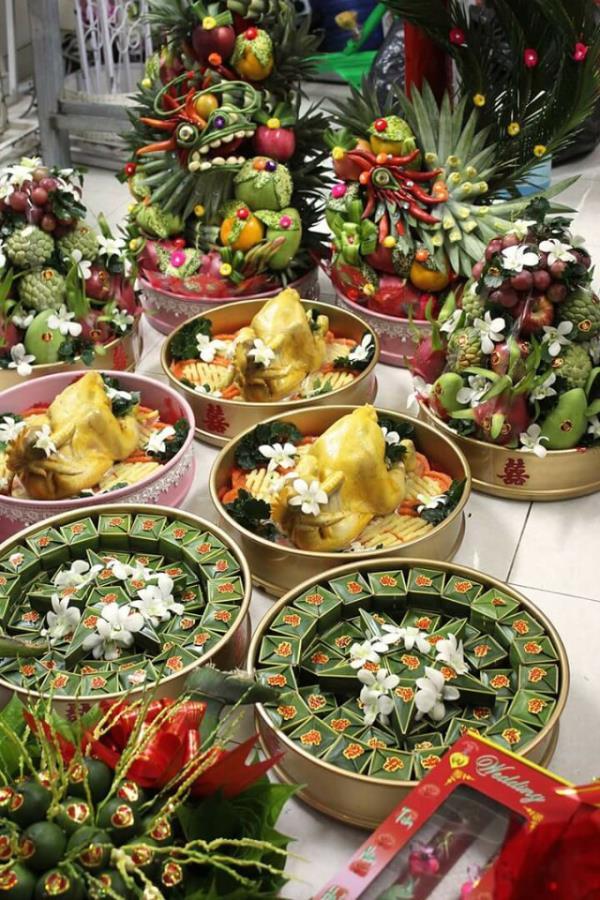 Dịch vụ mâm quả ngày cưới trọn gói cung cấp khắp các quận MQ56 : Mẫu cưới hỏi trọn gói 365 của công ty dịch vụ trang trí nhà tiệc cưới hỏi đẹp rẻ uy tín ở tại quận Tân Phú Sài Gòn TPHCM Gò Vấp