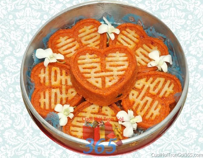 Mâm quả cưới hỏi xôi gà trọn gói cho nghi lễ gia tiên ăn hỏi ngày đám  MQ33 : Mẫu cưới hỏi trọn gói 365 của công ty dịch vụ trang trí nhà tiệc cưới hỏi đẹp rẻ uy tín ở tại quận Tân Phú Sài Gòn TPHCM Gò Vấp