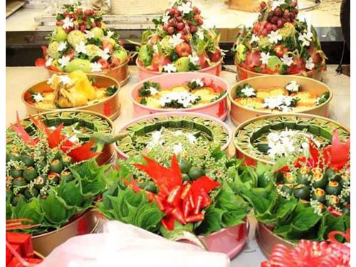 Dịch vụ mâm quả ngày cưới trọn gói cung cấp khắp các quận MQ55 : Mẫu cưới hỏi trọn gói 365 của công ty dịch vụ trang trí nhà tiệc cưới hỏi đẹp rẻ uy tín ở tại quận Tân Phú Sài Gòn TPHCM Gò Vấp